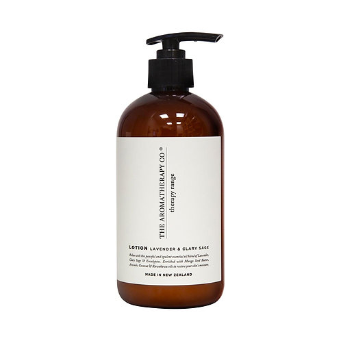 Therapy Lavender & Clary Sage Hand & Body Lotion