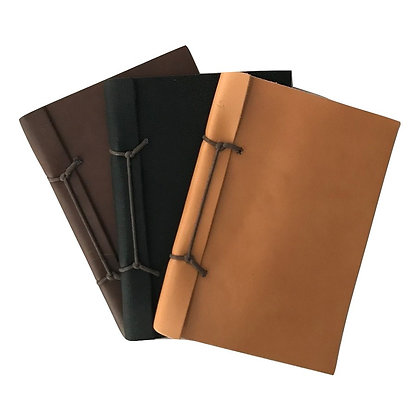 Full Leather Notebook