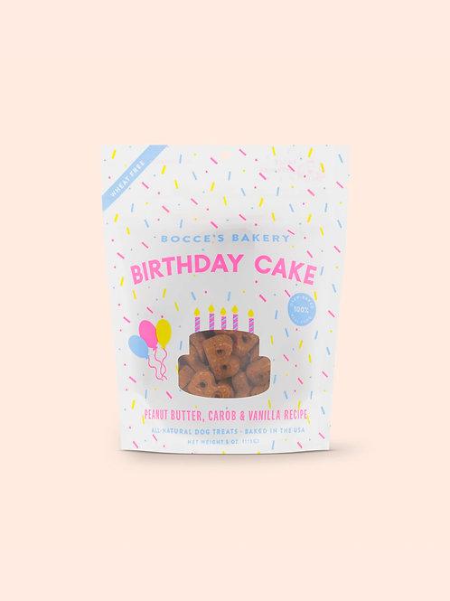 (Crunchy) Birthday Cake