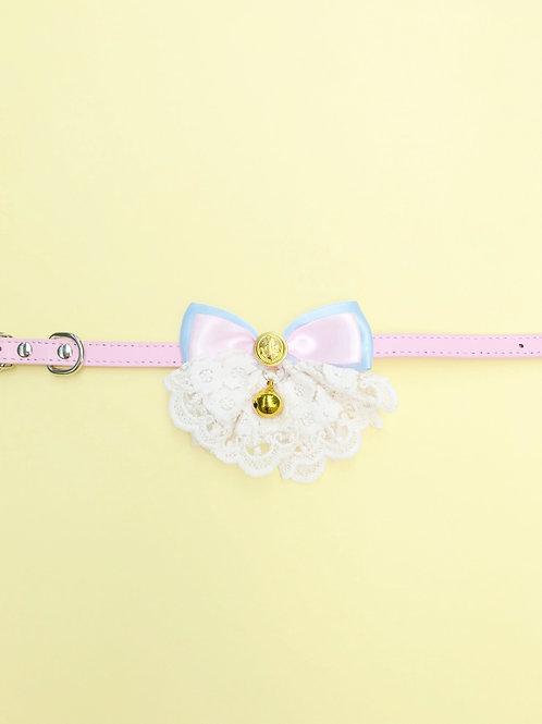Pastel Ribbon Collar