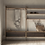 Thumbnail: Theo Wall Unit with Clothing Rail with Drawer