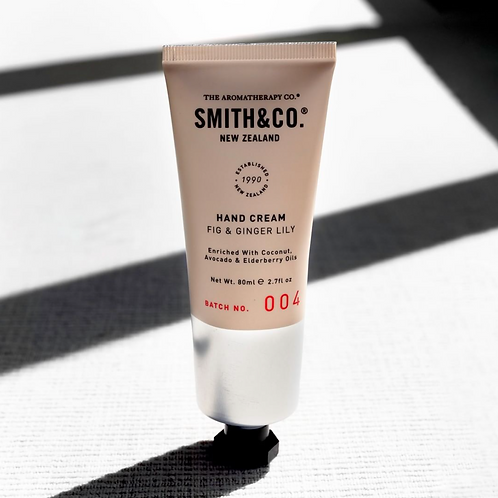 Smith & Co Fig & Ginger Lily Hand Cream