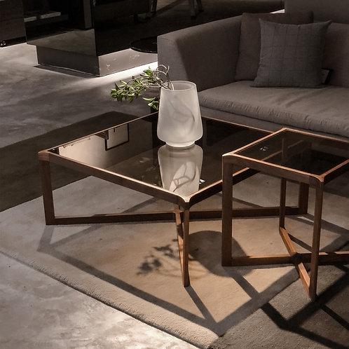 Straight Edge Coffee & Side Table (Set of 2)