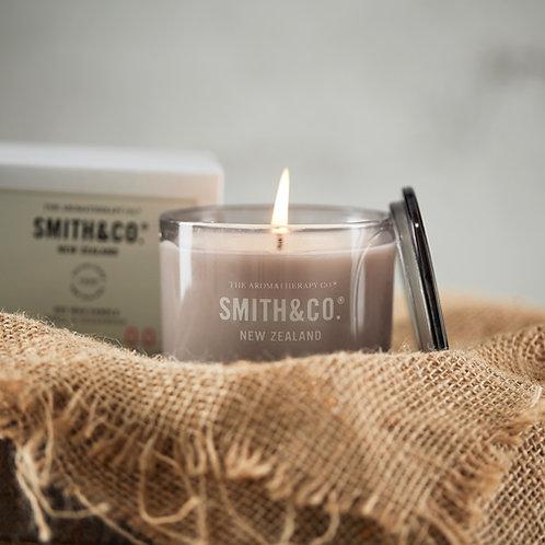 Smith & Co Tabac & Cedarwood Candle