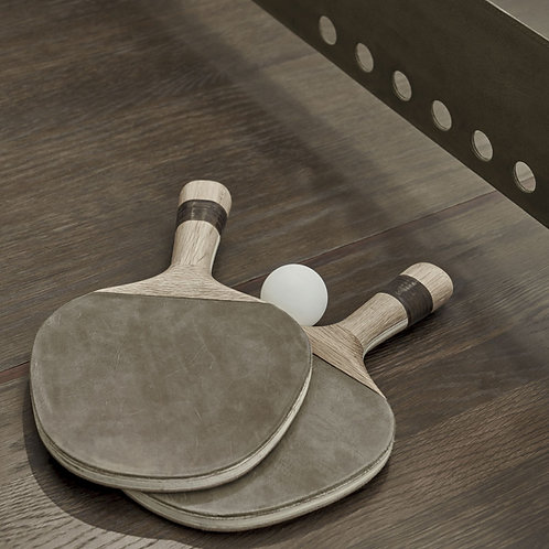 Ping Pong Paddles (Set of 2)