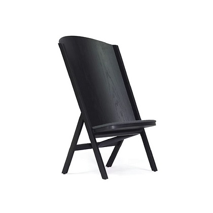 Draft Low Back Lounge Chair