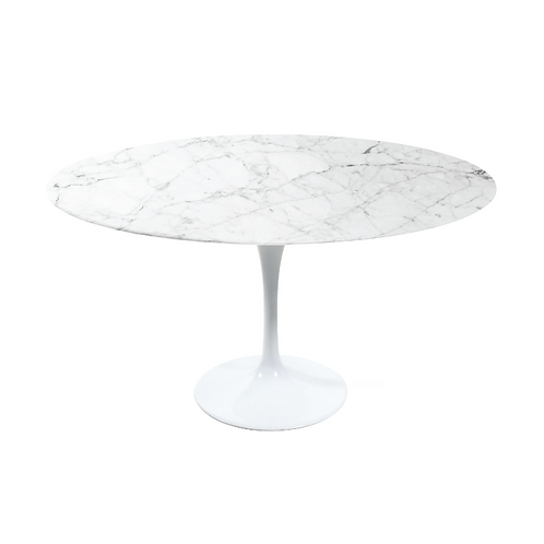 Tulip Marble Table