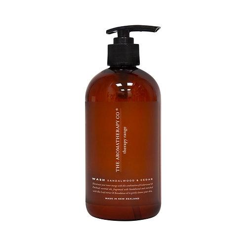 Therapy Sandalwood & Cedar Hand & Body Wash