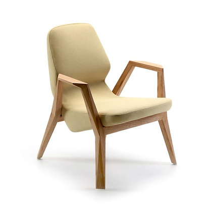 Oblique Arm Chair