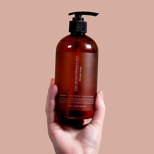 Therapy Cinnamon & Vanilla Bean Hand & Body Wash