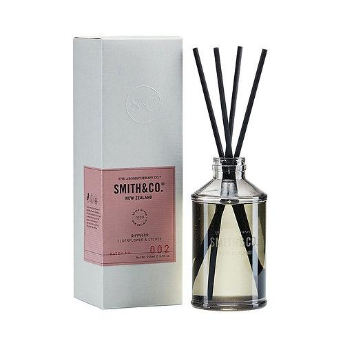 Smith & Co Elderflower & Lychee Diffuser