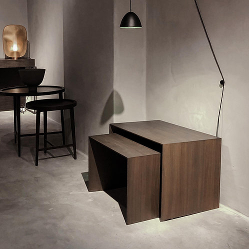 Nest of 2 Coffee & Side Table