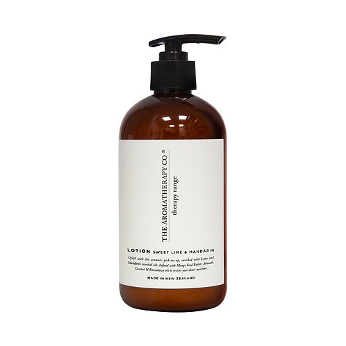 Therapy Sweet Lime & Mandarin Hand & Body Lotion