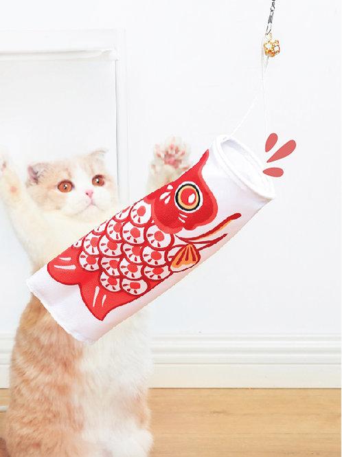 Koinobori Cat Teaser