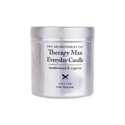 Therapy Man Everyday Candle Sandalwood & Cypress