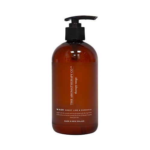 Therapy Sweet Lime & Mandarin Hand & Body Wash