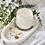 Thumbnail: Therapy Coconut & Water Flower Unwind Candle