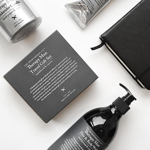 Therapy Man Travel Gift Set