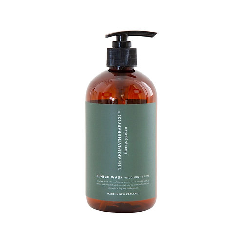 Therapy Garden Wild Mint & Lime Hand & Body Wash