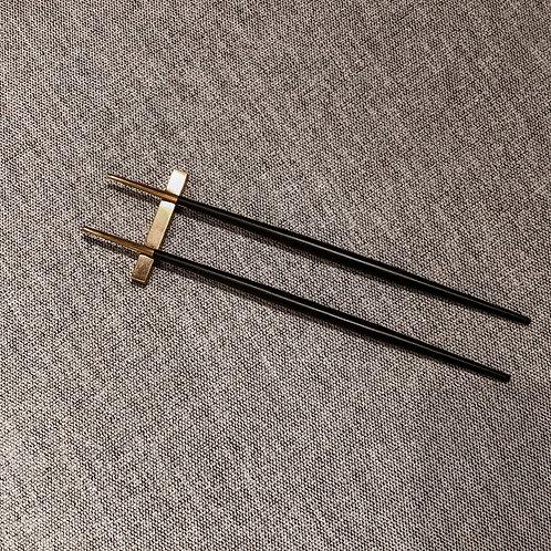 Black & Gold Chopsticks