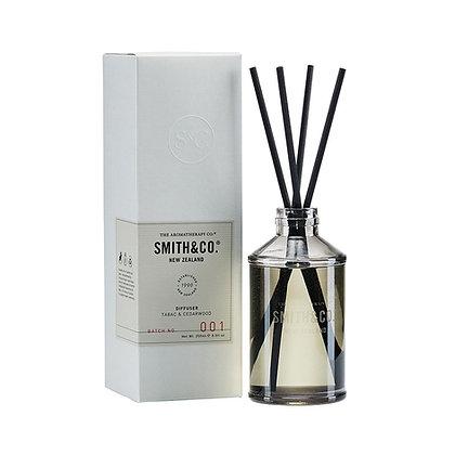 Smith & Co Tabac & Cedarwood Diffuser