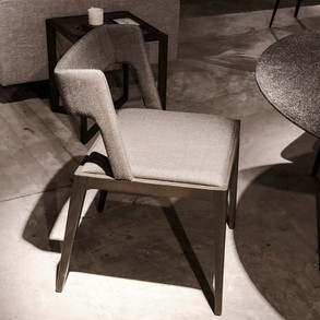 Nord L Chair (Upholstery Back)