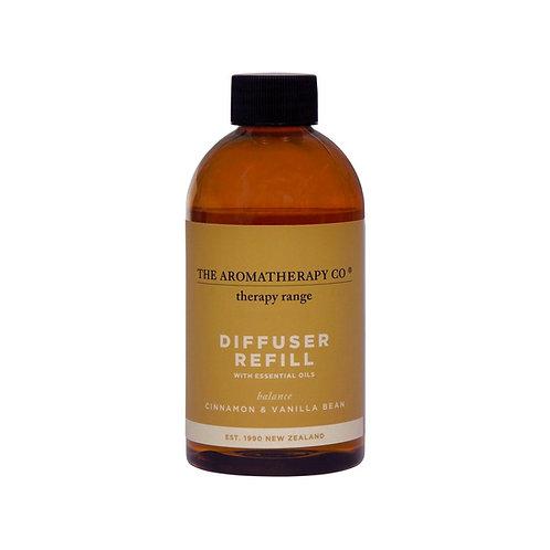 Therapy Cinnamon & Vanilla Bean Diffuser Fluid Refill