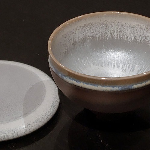 Auberge Small Bowl with Flat Lid