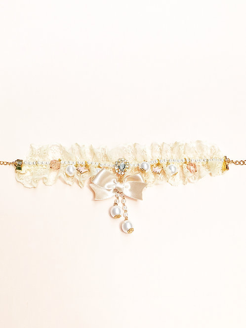 Daae Collar (White)