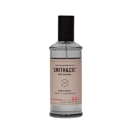Smith & Co Tabac & Cedarwood Room Spray