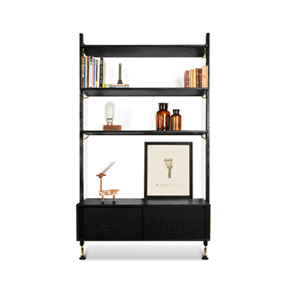Theo Wall Unit with Cabinet