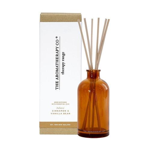 Therapy Cinnamon & Vanilla Bean Balance Diffuser