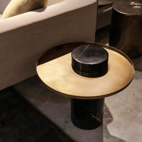 Koi Side Table