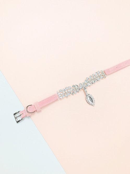 Pink Princess Collar