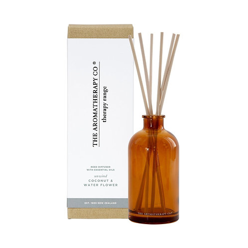 Therapy Coconut & Water Flower Unwind Diffuser