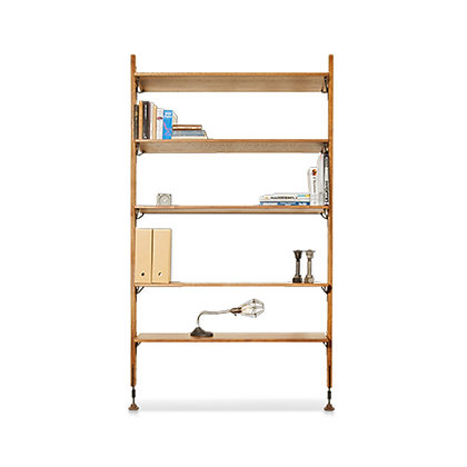 Theo Wall Unit with Large Shelf
