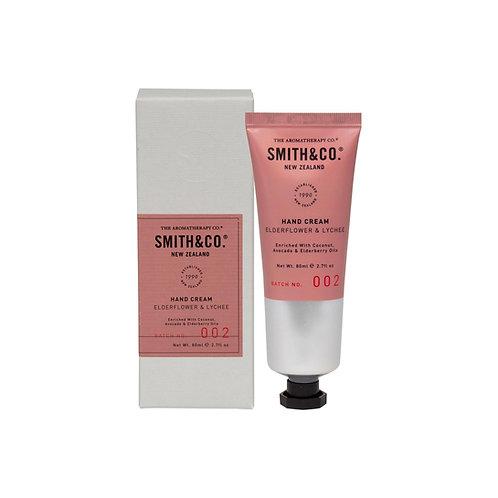Smith & Co Elderflower & Lychee Hand Cream