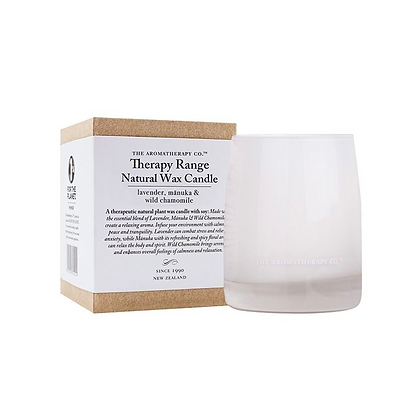 Therapy Lavender & Wild Chamomile Candle