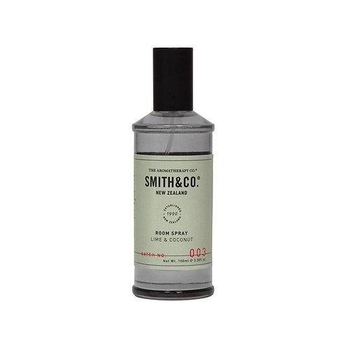 Smith & Co Lime & Coconut Room Spray