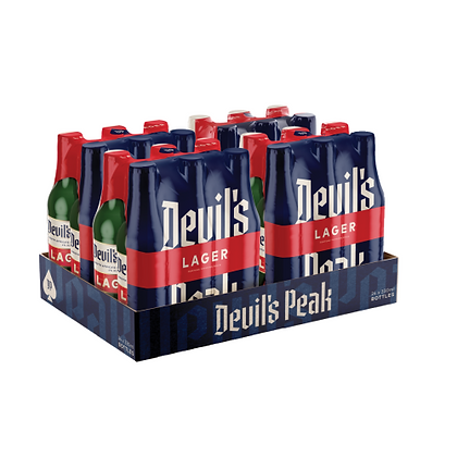 Devil's Peak Lager (24-case)