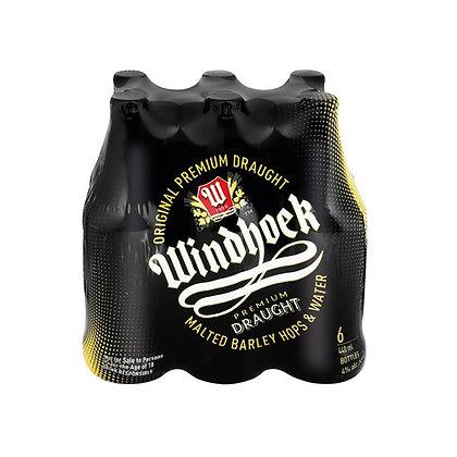 Windhoek Draught 440ml (6-pack)