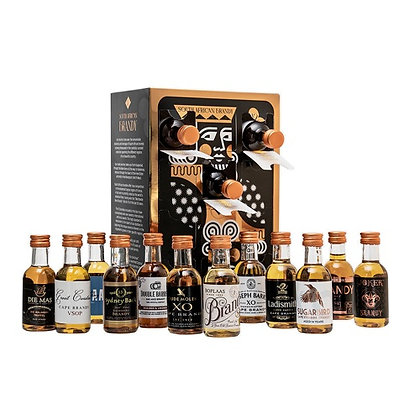 South African Brandy Mini Gift Pack