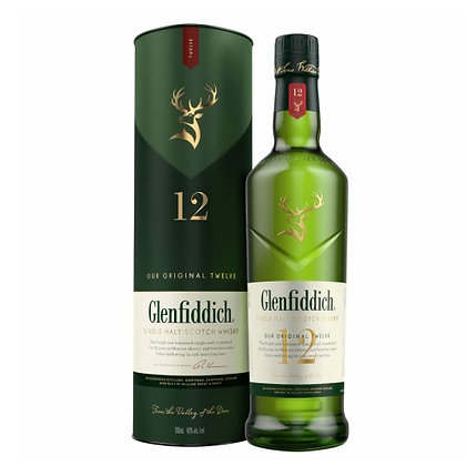 Glenfiddich 12 Year Old Special Reserve Whisky