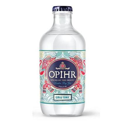 Opihr RTD Gin & Tonic (24-case)