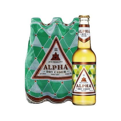 Alpha Dry Cider (6-pack)