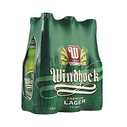 Windhoek Lager (6-pack)