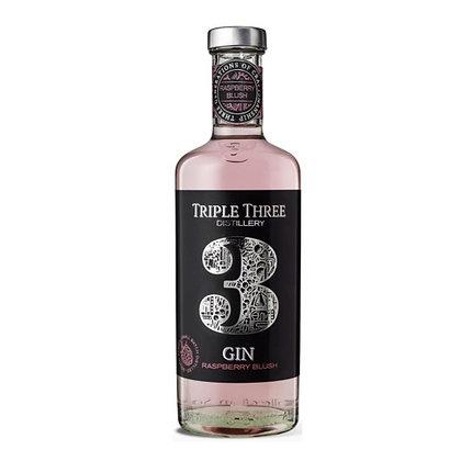 Triple 3 Raspberry Blush Gin (500ml)