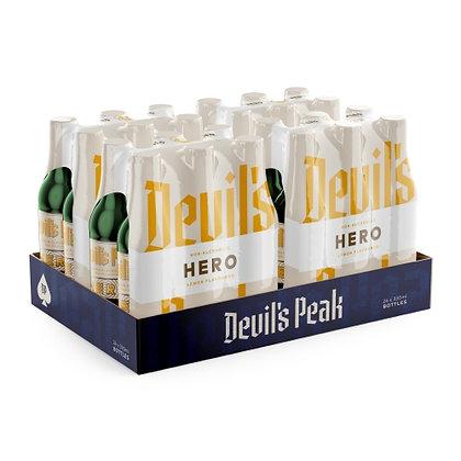 Devil's Peak Hero Lemon Non-Alc (24-case)