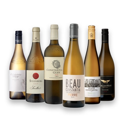 CWR White Wine Selection