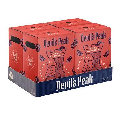 Devil's Peak King's Blockhouse Grapefruit IPA (24-case)
